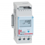 Compteur - Energie - Mono - Direct - 63A - Legrand 004672