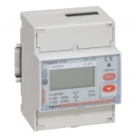 Compteur - 63A - Triphasé - 4 Modules RS485 - Legrand 004680