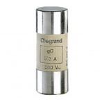 Fusible cartouche cylindrique - 22 x 58 - 50 Ampères - Type gG HPC - Sans percuteur