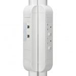Bloc colonne - Vide - A équiper - 8 Modules - 325 mm - Blanc - Legrand 031066