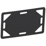 Plaque signalétique pour collier Legrand Colson largeur 6 mm