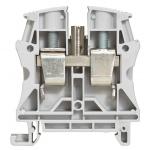 Bloc Viking 3 - 1 jonction - 1 entrée / 1 sortie - 16 mm² - Gris - A vis