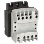 Transformateur de sécurité monophasé - 230/400V vers 12/24V - 160VA