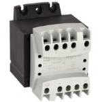 Transformateur de sécurité monophasé - 230/400V vers 24V - 220VA