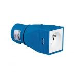 Adaptateur industriel/domestique IP XO 2P+T 16A 230V