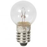 Ampoule culot E10 - 6V - 0.90A - 5.5W