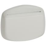Enjoliveur - Interrupteur à Badge - Legrand Céliane - Blanc