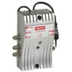 Amplificateur - 1 entrée / 4 sorties - 862 Mhz - Legrand 073951