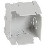 Boite pour huisserie métallique 2 modules