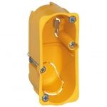 Boite cloison sèche 1 module profondeur 40 mm Legrand Batibox