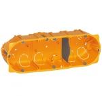 Boite cloison sèche 6-8 modules profondeur 40 mm Legrand Batibox