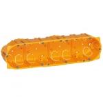 Boite cloison sèche 8-10 modules profondeur 50 mm Legrand Batibox