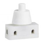 Mini interrupteur à poussoir pour pied de lampe