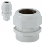 Presse-étoupe plastique Legrand - IP55 - ISO 16 - Gris RAL 7035
