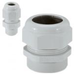 Presse-étoupe plastique Legrand - IP55 - ISO 20 - Gris RAL 7035