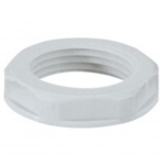 Ecrou presse-étoupe plastique Legrand - PG 13.5 - Gris RAL 7035