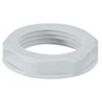 Ecrou presse-étoupe plastique Legrand - ISO 25 - Gris RAL 7035