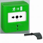 Dispositif de commande pour issue de secours - 1 Contact - Legrand 138023