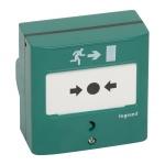 Dispositif de commande pour issue de secours - 2 Contacts - Legrand 138048