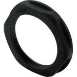 Ecrou presse-étoupe plastique Legrand - ISO 16 - Noir RAL 9011