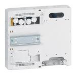 Platine Legrand disjoncteur de branchement et compteur pour Drivia 13 et 18 modules