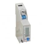 Compteur - 45A - Mono - 1 Module - RS 485 - Legrand 412068