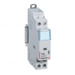 Contacteur Legrand CX3 16A 1 contact NO + 1 contact NF bobine 24 Volts AC