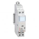 Contacteur Legrand CX3 25A 2 contacts NF bobine 24 Volts AC