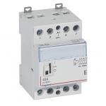 Contacteur Legrand CX3 40A 4 contacts NF bobine 24 Volts AC - CM