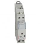 Contacteur Legrand CX3 16A 1 contact NO + 1 contact NF bobine 230 Volts