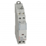 Contacteur Legrand CX3 25A 2 contacts NO bobine 230 Volts