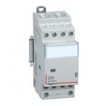 Contacteur Legrand CX3 25A 4 contacts NF bobine 230 Volts