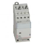 Contacteur Legrand CX3 25A 4 contacts NO bobine 230Volts
