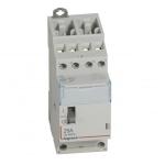 Contacteur Legrand CX3 25A 4 contacts NF bobine 230 Volts - CM