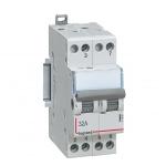Interrupteur Va et Vient - 2 Contact NO/NF - 32 Ampères - Legrand CX³