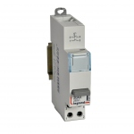Interrupteur à Poussoir - 2 Contacts NO - 20 Ampères - Legrand CX³