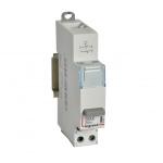 Interrupteur à Poussoir - 1 Contact NO + 1 Contact NF - 20 Ampères - Legrand CX³