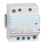 Transformateur pour sonnerie - 12 / 24 Volts - 24VA - Legrand 413093