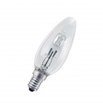 Ampoule halogène Osram Halogen Classic B - E14 - 20W - 2700K - 230V - B35
