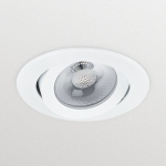 Spot encastré à LED - Orientable - Philips CoreLine Accent - 8W - 4000°K - Blanc - Philip 382827