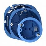 Boite cloison sèche - Schneider MULTIFIX - 1 Poste - Profondeur 40 mm - Diamètre 67 mm