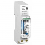 Interrupteur horaire - Duoline IH'clic - 24H 1 Contact - Schneider electric 16654