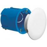 Boite cloison sèche - Schneider MULTIFIX - Applique - Profondeur 40 mm - Diamètre 40 mm
