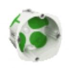 Boite cloison sèche - Schneider MULTIFIX AIR - 1 Poste - Profondeur 40 mm - Diamètre 67 mm