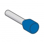Embout de cablage - 0.75 mm² - Bleu - Schneider electric DZ5CE007