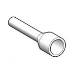 Embout de cablage - 1.5 mm² - Noir - Schneider electric DZ5CE015
