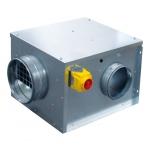 Caisson d'extraction - Diamètre 200 mm - Unelvent CACB-N 005-1/DI