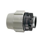 Raccord Femelle - Pour tube PE - Diamètre 25 vers 3/4 - Plasson 70302507