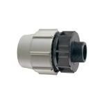 Raccord Mâle - Pour tube PE - Diamètre 25 vers 3/4 - Plasson 70202507