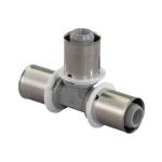 Té à sertir - Egal - Composite - Tube Multlcouche - 20 - 20 - 20 - Uponor 1022719